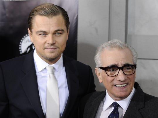 Leonardo DiCaprio, Martin Scorsese