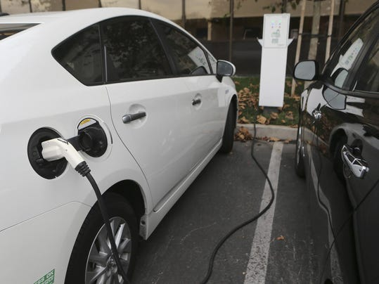 Funding for California EV rebates up in air