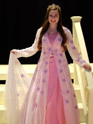 Sophie Belkin stars as Marie, the Fairy Godmother in