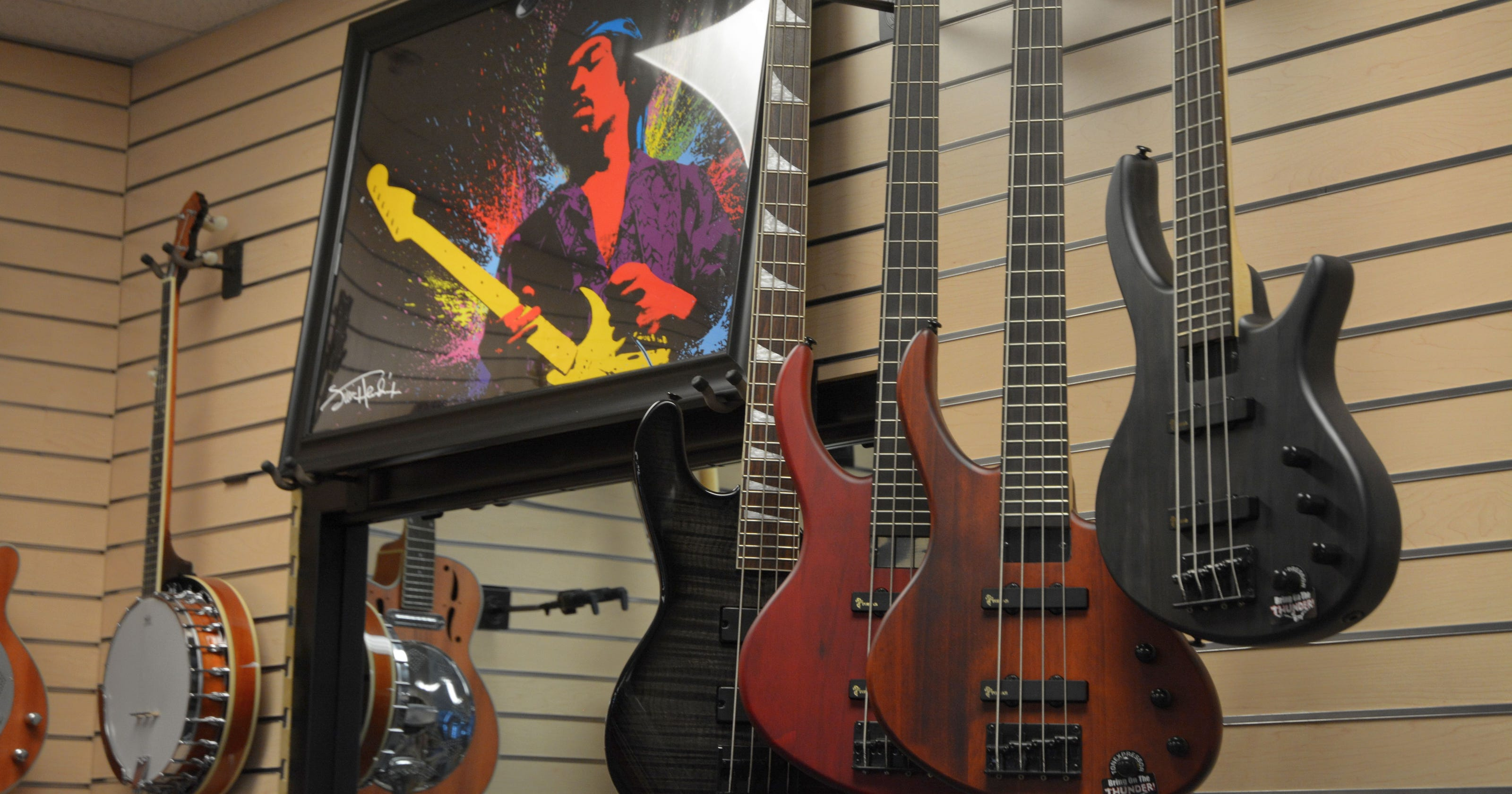 Where To Buy Guitars In Mesa Gilbert Chandler And Tempe