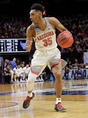 Former Arizona guard Allonzo Trier