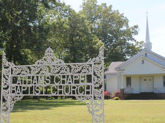 Rural Church Members Remember The First 100 Years