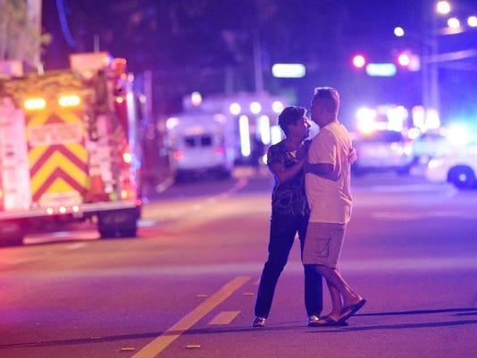 AP NIGHTCLUB SHOOTING FLORIDA A USA FL