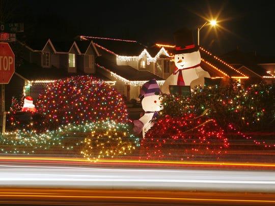 Keizer Christmas light display ends Dec. 26