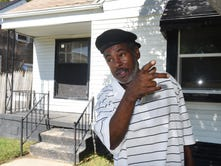 Man buys home he squatted in for $500