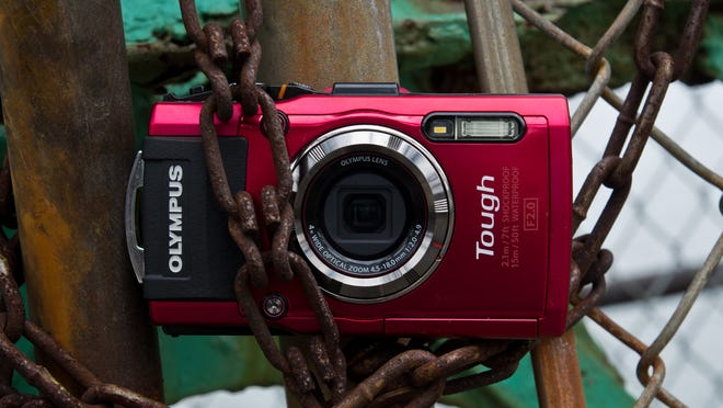 The new Olympus TG-3 waterproof camera lives up to its toughcam name.