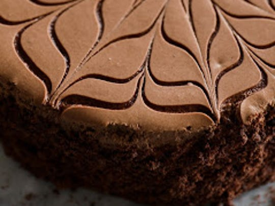 Marc's Cheesecake's chocolate mousse cake