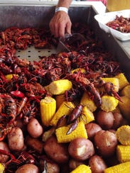 Bubba Candy Seafood and Cajun Market will open near the old Jack-in-the-Box on Memorial Boulevard in Murfreesboro.