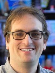 Daniel Lathrop, University of Iowa