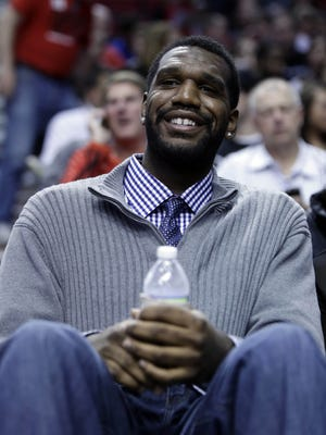 Greg Oden is back in Columbus.