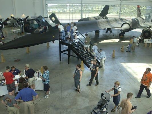 SAL0612-WK BB Aviation Events sr-71
