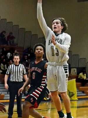 Johnny Shields leads the Howell boys basketball team into Class A regionals on Monday against West Bloomfield.