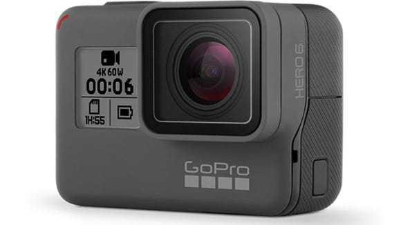Image of GoPro HERO6 camera.