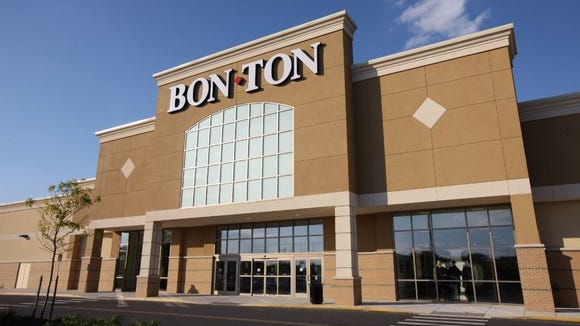Bon-Ton is in the midst of liquidating all of its stores.