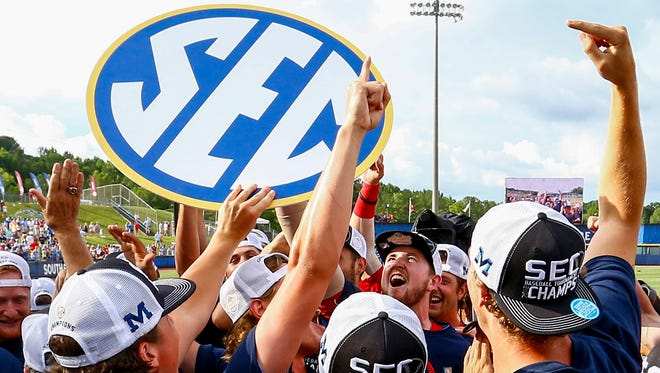Ole Miss earned an SEC Tournament championship Sunday, which only bolstered its argument for a national seed in the NCAA Tournament.