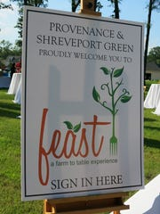 Shreveport Green Feast! was June 9 at Provenance.