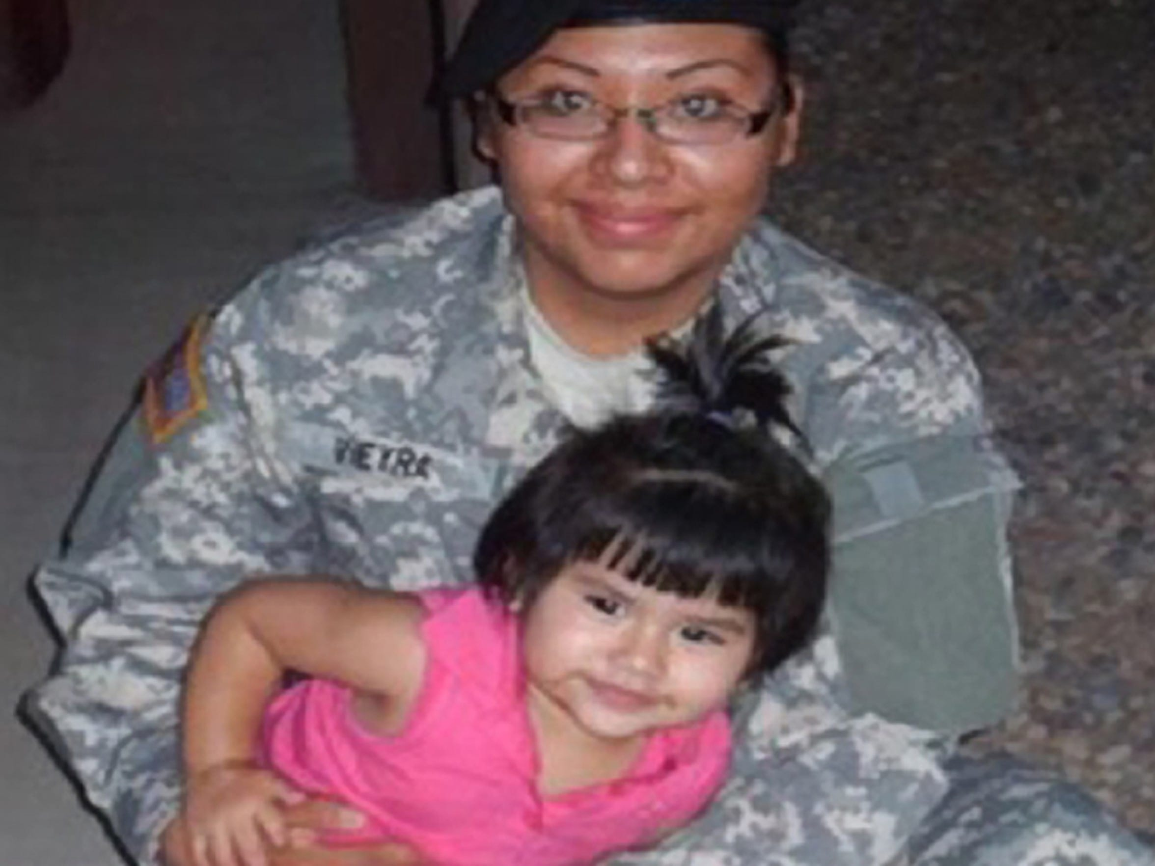 Barbara Vieyra, 22, of Mesa, died of injuries suffered when her Army military police unit was attacked with an improvised explosive device and rocket-propelled grenade fire in the Kunar province of Afghanistan on Sept. 18, 2010. She was assigned to the 64th Military Police Company, 720th MP Battalion, 89th MP Brigade, Fort Hood, Texas.