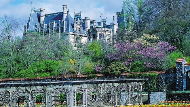 Spring flowers, shown in this file photo, are a big attraction at the Biltmore Estate. Some in the tourism industry worry that negative reaction to North Carolina's House Bill 2 will hurt visitation to attractions in the state.