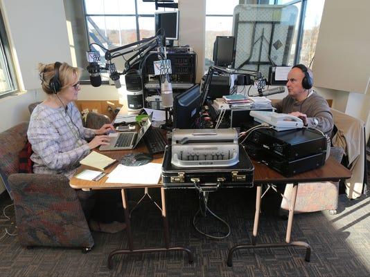 WRCR radio