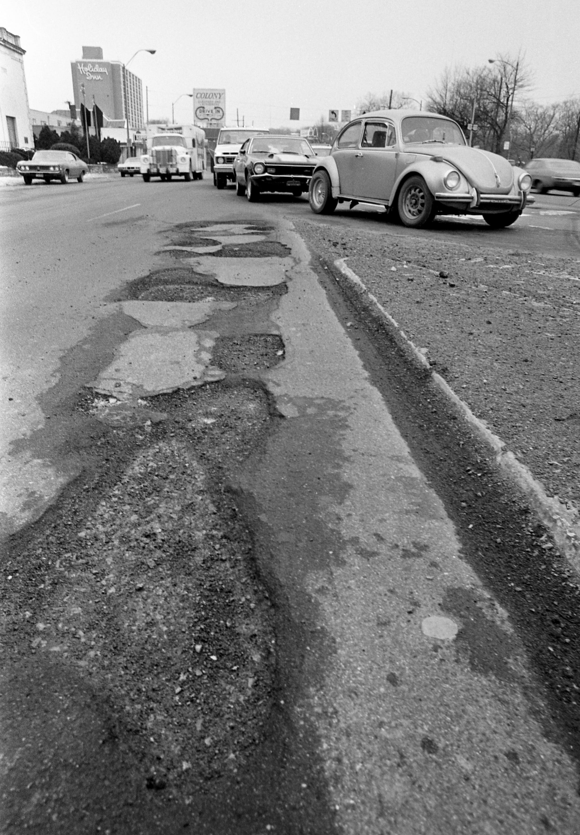 Lucile Pothole