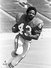 IU RB Courtney Snyder, shown here in 1976.