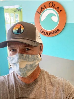Owner Matt Burke has managed to keep all three Las Olas Taqueria locations afloat during the coronavirus pandemic with the help of the eateries' managers and employees. The restaurant chain has locations in Hampton, Exeter and Wells, Maine.