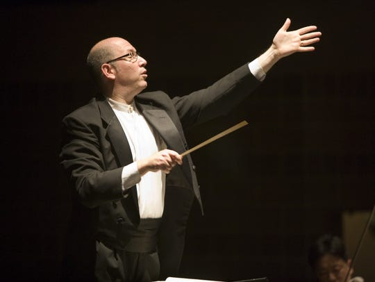 Music director Jed Gaylin will lead the Bay-Atlantic