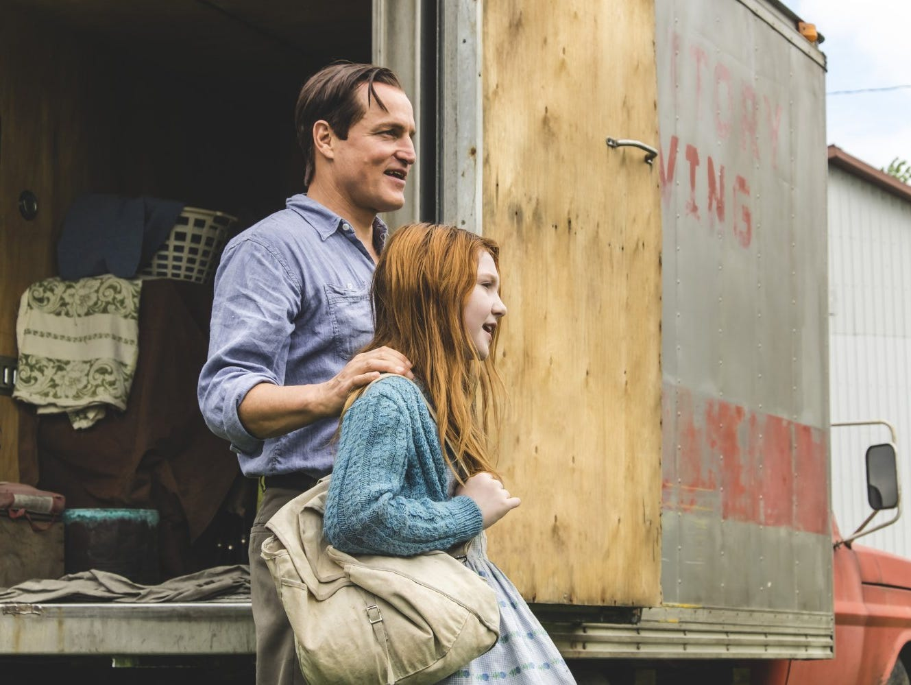 Opening in Aug. is the new Lionsgate film THE GLASS CASTLE based upon a true story. Enter to win 7/17-8/2!