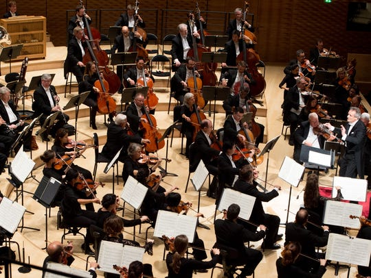 The CSO wraps up its European tour in Paris in the