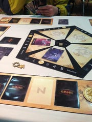 BANE is a two- to five-player tabletop card game about
