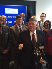 Nashville businessman Bill Freeman announced Tuesday