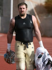 Mike Golic Jr. played for the New Orleans Saints and