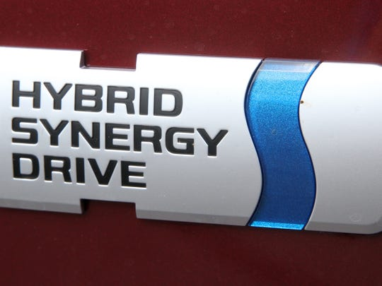 Hybrid cars use both gasoline and electricity to power