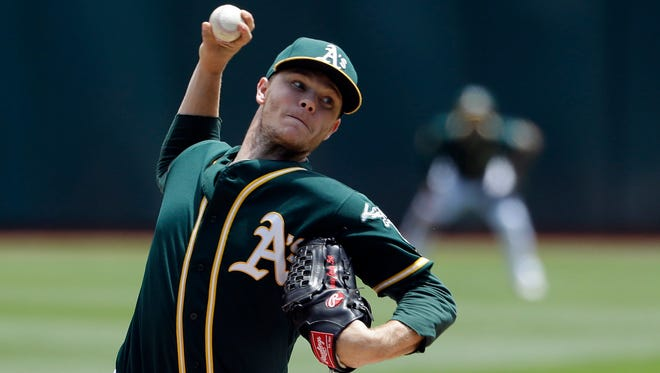 Should the Brewers pursue Oakland starting pitcher Sonny Gray?