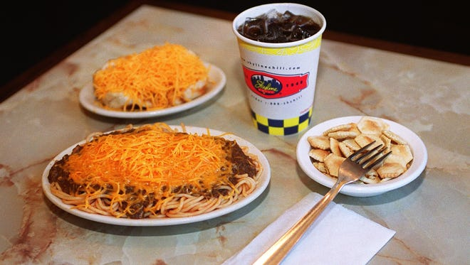 Skyline Chili receives props from Travel Insider online.