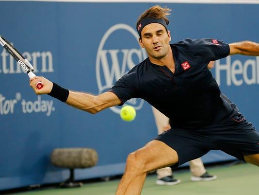 Federer vs Gojowczyk – Western & Soutern Open