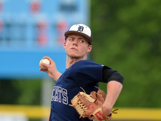Dallastown junior Alex Weakland was a standout pitcher for the Wildcats during his sophomore campaign. Weakland went 8-0 with a 0.99 ERA.