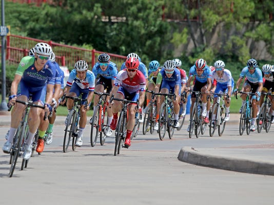 Hotter'N Hell Sunday Crit