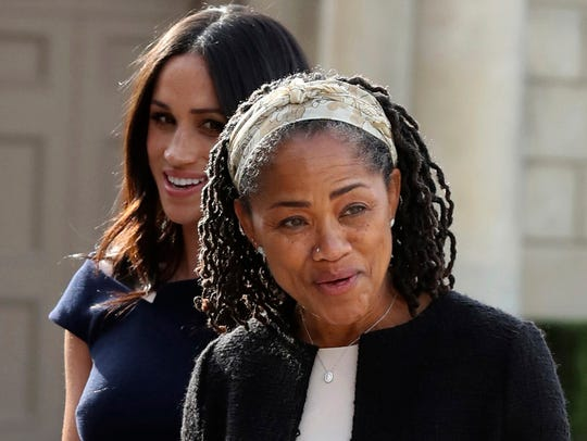 Meghan Markle, background and her mother, Doria Ragland,