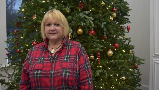 Katherine Carter entered Christmas Rainbow Cookie Bars.
