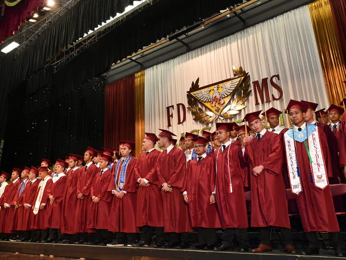 The Father Duenas Memorial School Class of 2017 Commencement