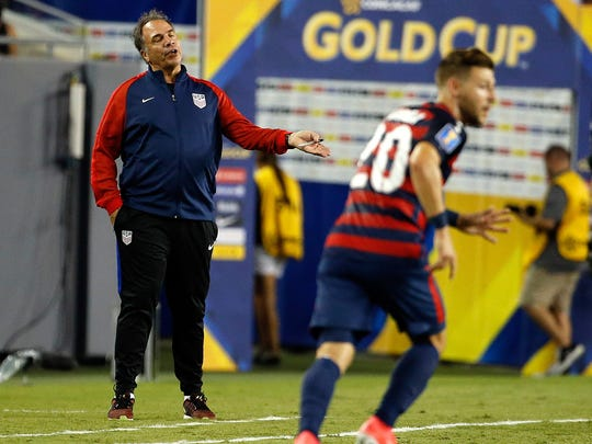 Bruce Arena has yet to lose in his second tenure as