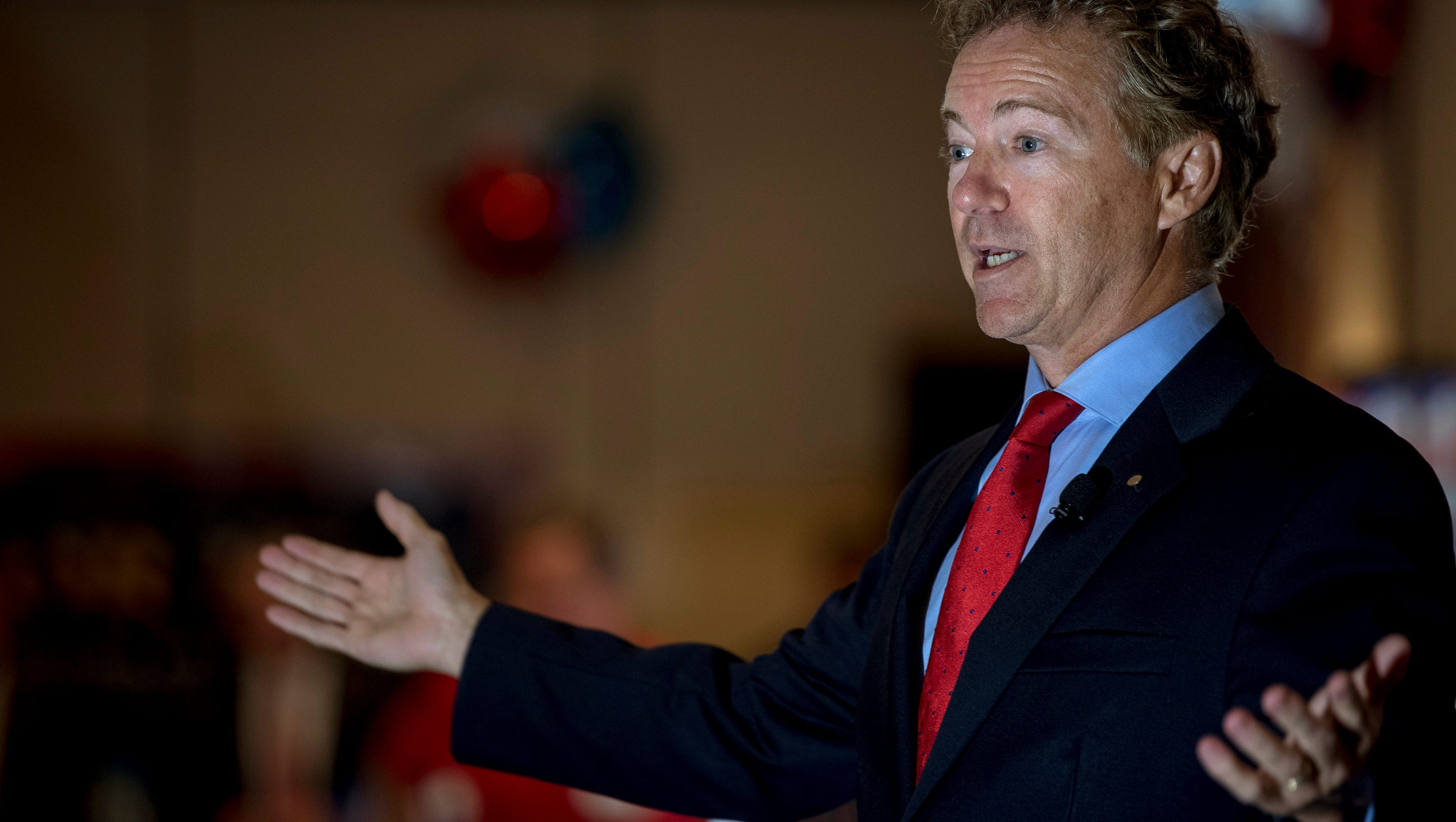 Sen. Rand Paul assaulted at his Kentucky home, man arrested