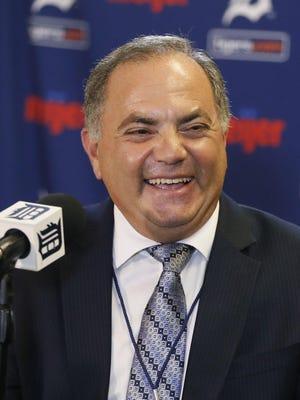 Tigers general manager Al Avila.