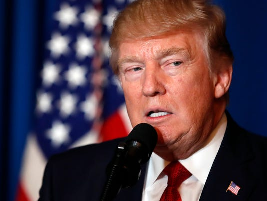 AP APTOPIX TRUMP US SYRIA A USA FL