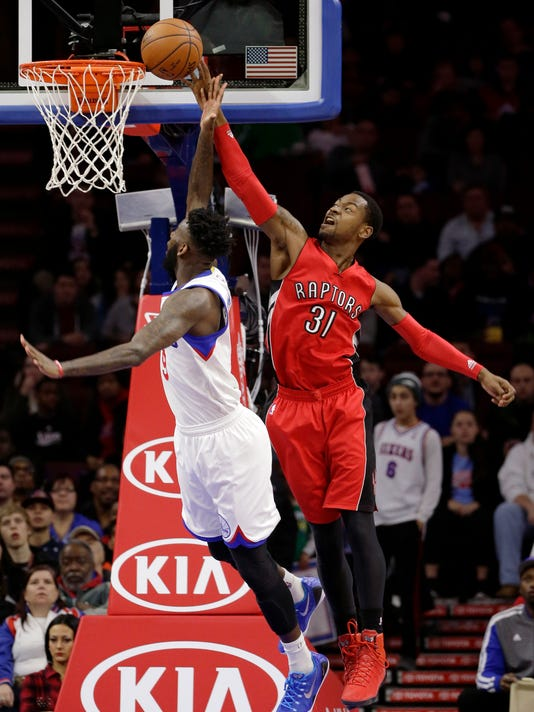 JaKarr Sampson, Terrence Ross