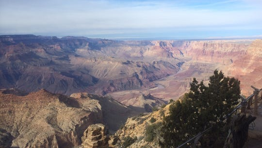 This Spectrum Media file photo shows the Grand Canyon.