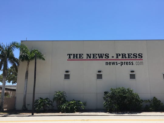 The News-Press continues to operate at 2442 Dr. Martin