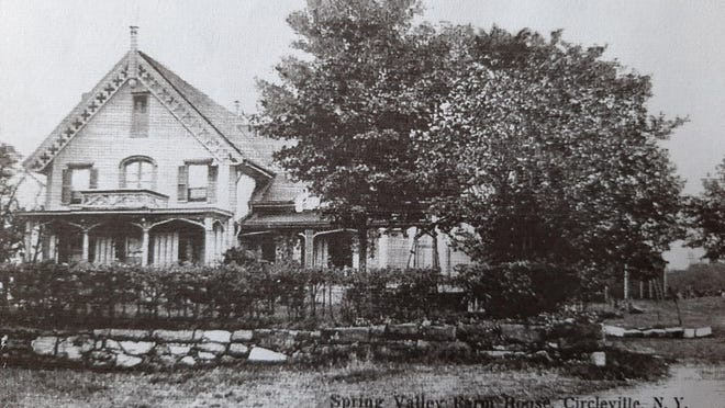 Nathan D. Mills House.