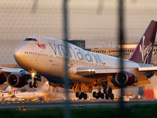 Virgin Atlantic emergency landing